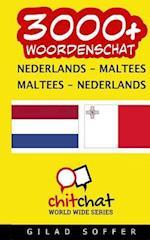 3000+ Nederlands - Maltees Maltees - Nederlands Woordenschat