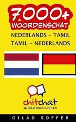 7000+ Nederlands - Tamil Tamil - Nederlands Woordenschat