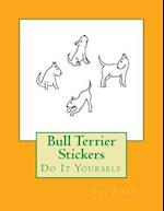 Bull Terrier Stickers
