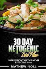 30-Day Ketogenic Diet Plan