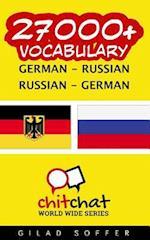 27000+ German - Russian Russian - German Vocabulary