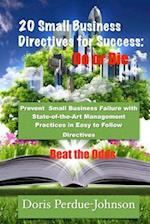 20 Small Business Directives for Success