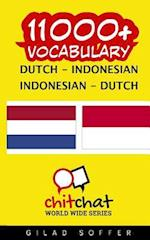 11000+ Dutch - Indonesian Indonesian - Dutch Vocabulary