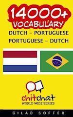 14000+ Dutch - Portuguese Portuguese - Dutch Vocabulary