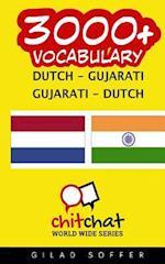 3000+ Dutch - Gujarati Gujarati - Dutch Vocabulary