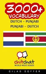3000+ Dutch - Punjabi Punjabi - Dutch Vocabulary