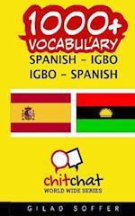 1000+ Spanish - Igbo Igbo - Spanish Vocabulary