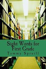 Sight Words for First Grade