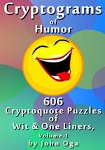 Cryptograms of Humor