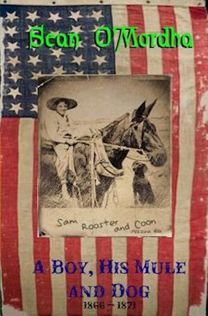 Bog, paperback A Boy, His Mule and Dog af Sean Patrick O'Mordha