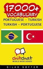 17000+ Portuguese - Turkish Turkish - Portuguese Vocabulary