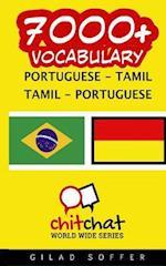 7000+ Portuguese - Tamil Tamil - Portuguese Vocabulary