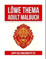 Lowe Thema Adult Malbuch