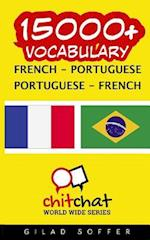 15000+ French - Portuguese Portuguese - French Vocabulary