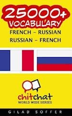 25000+ French - Russian Russian - French Vocabulary