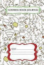 Address Book Journal