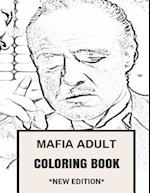 Mafia Adult Coloring Book