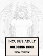 Incubus Adult Coloring Book