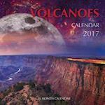 Volcanoes Calendar 2017
