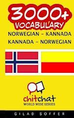 3000+ Norwegian - Kannada Kannada - Norwegian Vocabulary