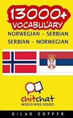13000+ Norwegian - Serbian Serbian - Norwegian Vocabulary
