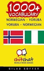 1000+ Norwegian - Yoruba Yoruba - Norwegian Vocabulary