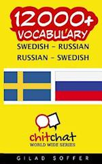 12000+ Swedish - Russian Russian - Swedish Vocabulary