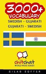 3000+ Swedish - Gujarati Gujarati - Swedish Vocabulary