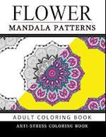 Flower Mandala Patterns Volume 1
