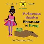 Princess Sasha Rescues a Frog