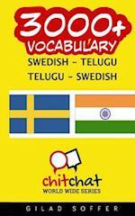 3000+ Swedish - Telugu Telugu - Swedish Vocabulary