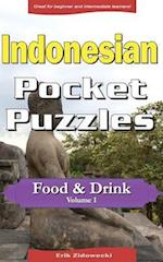 Indonesian Pocket Puzzles - Food & Drink - Volume 1