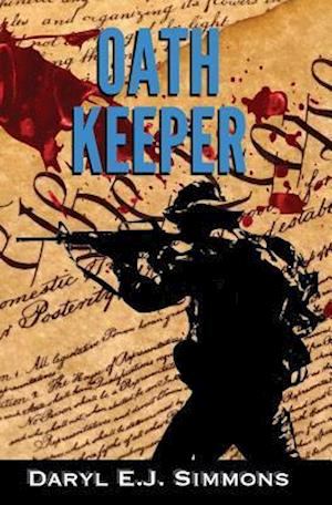 Bog, paperback Oath Keeper af Daryl E. J. Simmons