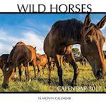 Wild Horses Calendar 2017