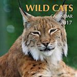 Wild Cats Calendar 2017