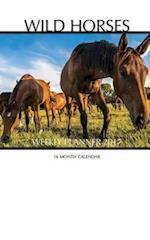 Wild Horses Weekly Planner 2017