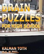 Brain Puzzles for High School