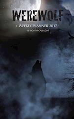 Werewolf Weekly Planner 2017