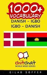 1000+ Danish - Igbo Igbo - Danish Vocabulary