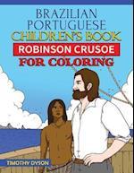 Brazilian Portuguese Children's Book