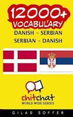 12000+ Danish - Serbian Serbian - Danish Vocabulary