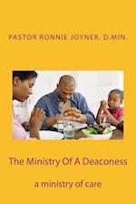 The Ministry of a Deaconess