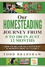 Our Homesteading Journey from 0 to 100 in Just 12 Months