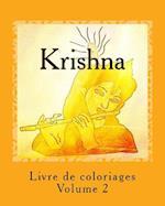 Livre de Coloriage - Krishna