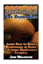 Growing Mushrooms for Dummies Learn How to Grow Mushrooms at Home + Autumn Mushrooms Foraging