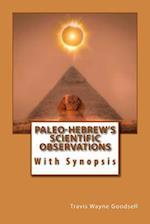 Paleo-Hebrew's Scientific Observations