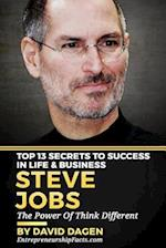 Steve Jobs - Top 13 Secrets to Success in Life & Business af Entrepreneurship Facts