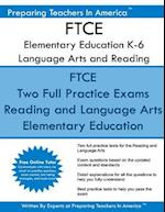 Ftce Elementary Education K-6 Language Arts and Reading