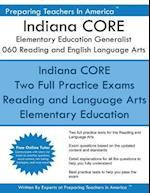 Indiana Core Elementary Education Generalist 060 Reading and English Language AR