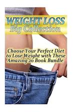 Weight Loss Big Collection af Susan Curtis, Stephanie Dawson, Michael Fitt